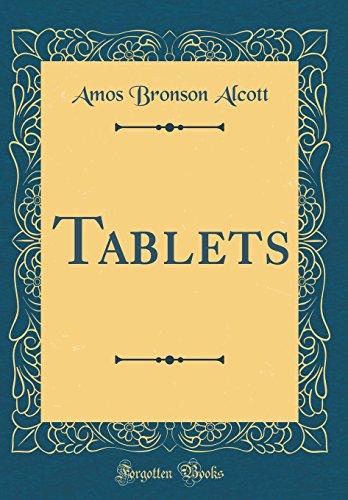 Tablets (Classic Reprint)