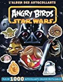 L'album des autocollants - Angry birds Star Wars