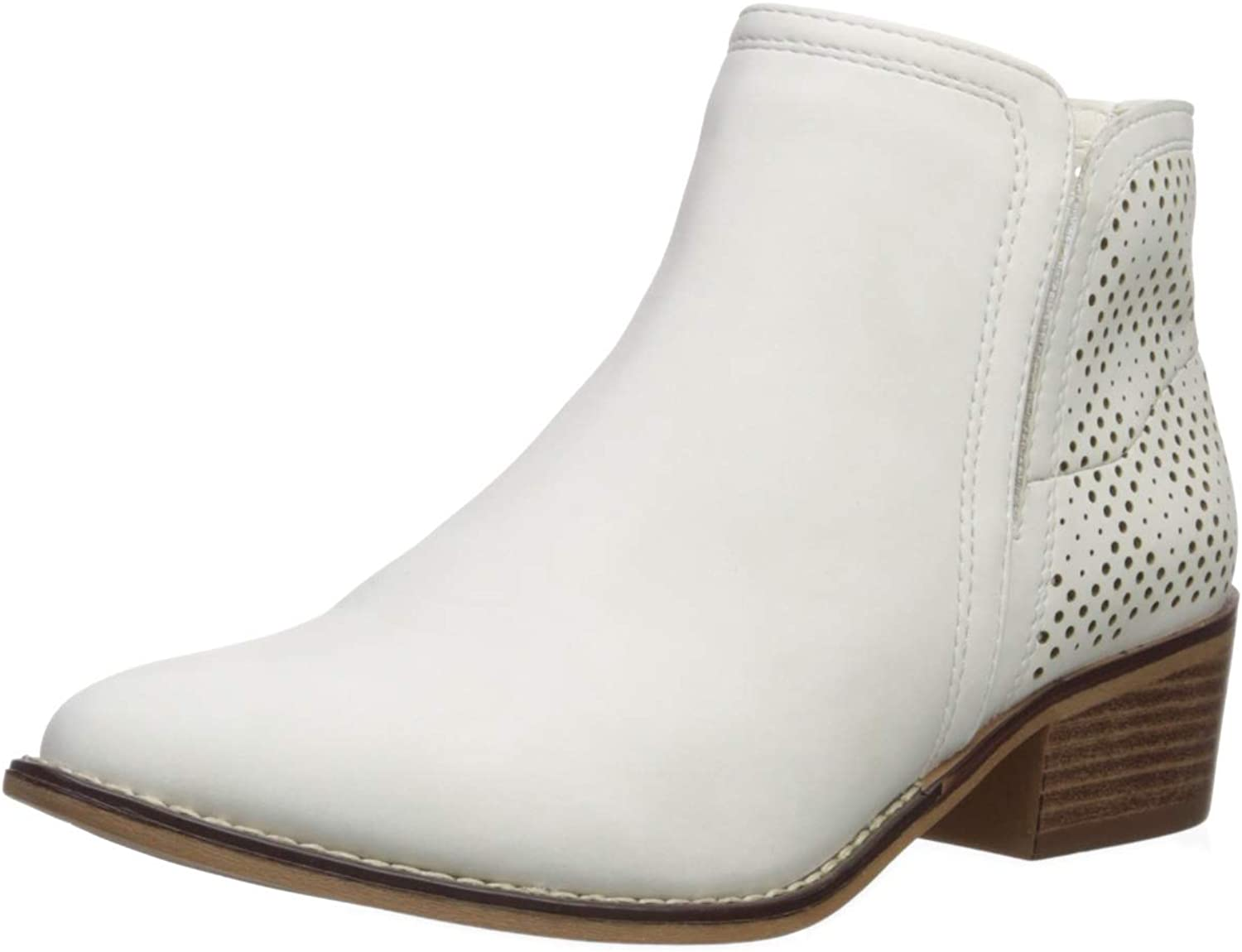 Madden girl Womens Neville Ankle Boot
