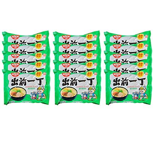 Nissin Instant Ramen Tonkotsu Flavor (15 Pack,...