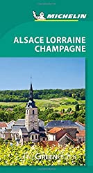 Michelin guide to Alsace and Champagne regions