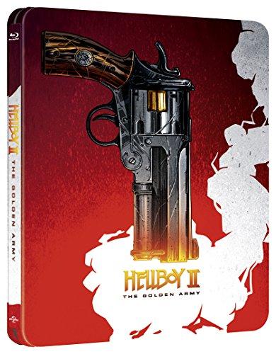Hellboy: The Golden Army (Steelbook 10° Anniversario) ( Blu Ray)