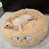 Chausson Kat Beddengoed Kleine Medium Puppy Sofa Hond Bed Donut Orthopedische Relief Verbeterde Slaap Hond Matras Huisdier Bed Zacht