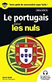Guide de conversation Portugais pour les Nuls, 3e édition