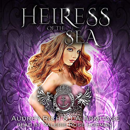 Heiress of the Sea cover art