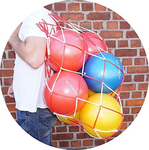 LIOOBO 3 Piezas de balones inflables Pelotas de Playa Bolas de Piscina con Bomba de Aire para ni/ños ni/ños ni/ñas Verano Playa Piscina Fiesta favorece Suministros