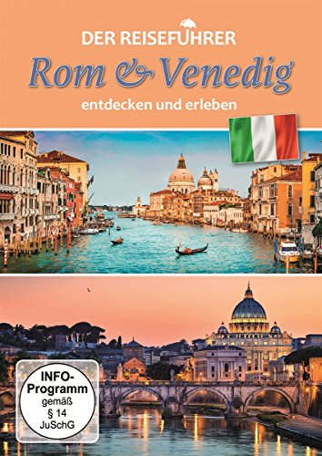 Rom & Venedig-der Reiseführer