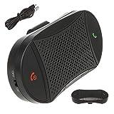 Audiocore AC350 Bluetooth Auto Freisprecheinrichtung mit Bewegungssensor KFZ Auto Freisprechanlage...