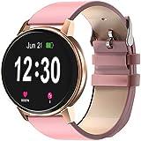 JessFash Sport Smart Watch Fitness Watch IP67 Reloj Inteligente a Prueba de Agua Pantalla...