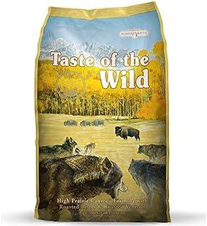 Taste of the Wild High Prairie Canine Formula Adult Dog Food 13.6kg