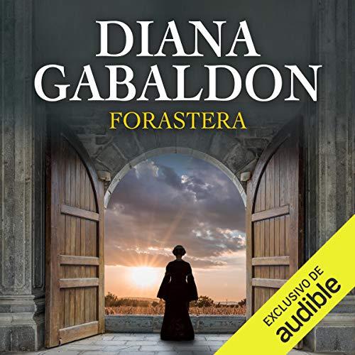 Diseño de la portada del título Forastera
