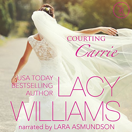Courting Carrie cover art
