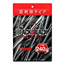 ロッテ ブラックブラックタブレット(ストロングタイプ) 大容量パウチ 240g