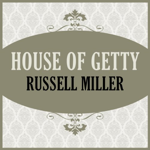 House of Getty cover art