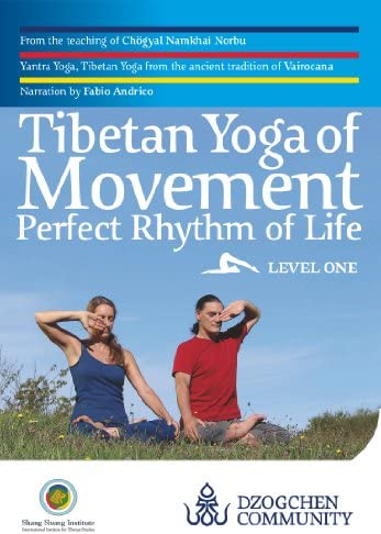 Tibetan Yoga of Movement Perfect Rhythm of Life LEVEL ONE product image