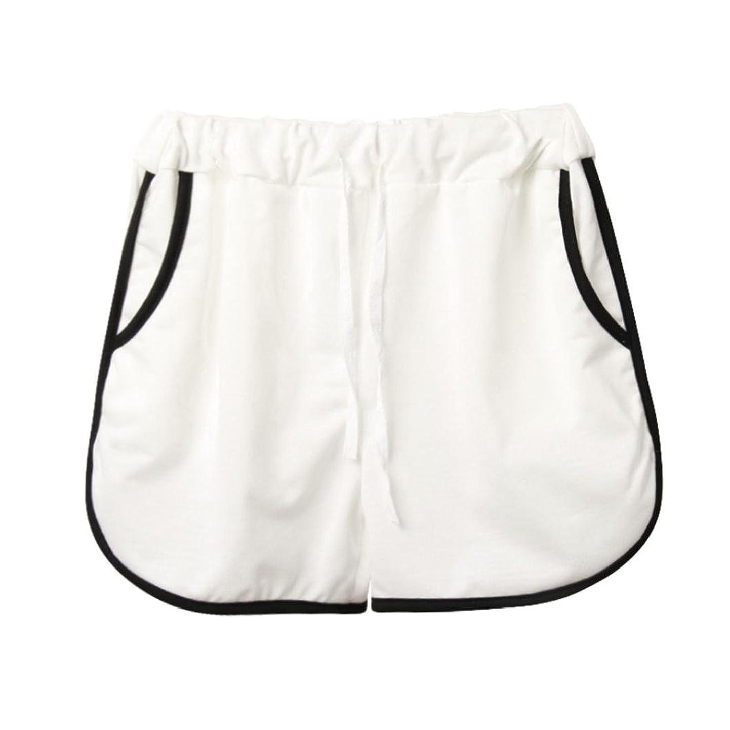 クルーズ荷物洋服ショートパンツ レディース Mhomzawa スポーツショーツ カジュアル 速乾性 ホットパンツ 夏 ビーチに活躍する 薄い ルーズ ランニング