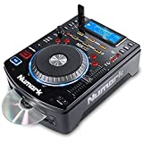 Numark NDX500 |Standalone USB/CD Player and Software Controller (Black)