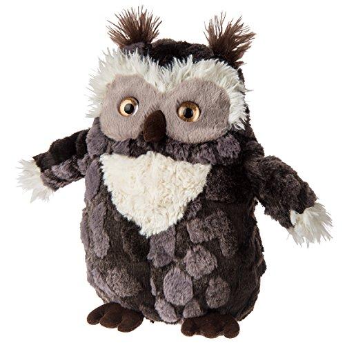 Mary Meyer FabFuzz Bernie Owl Soft Toy Friend