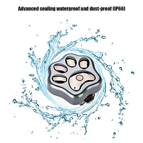 Great Price! Oumij Smart Dog Cat Glodbal Locating, Mini WiFi Pet GPS Tracker Waterproof Intelligent ...