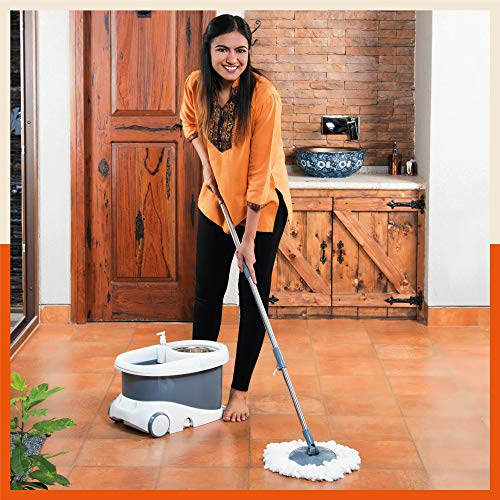 Bathla Ultra Clean Heavy Duty Spin Mop