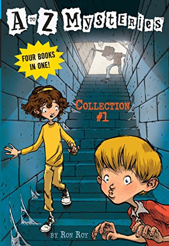 A to Z Mysteries: Collection #1の詳細を見る