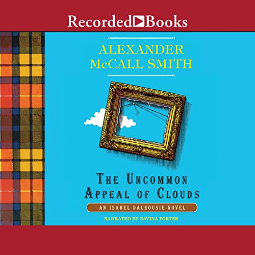 The Uncommon Appeal of Clouds Audiobook By Alexander McCall Smith cover art