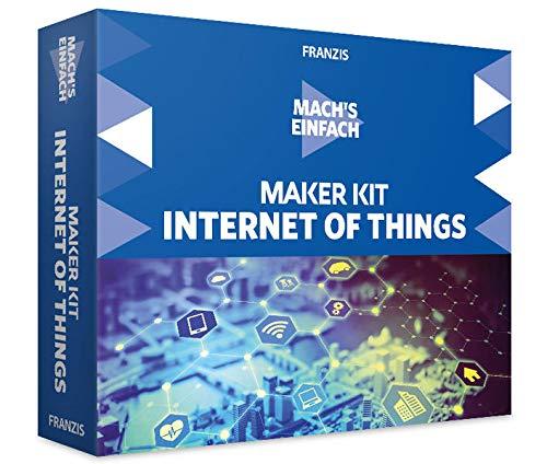 Franzis 67089 Mach's einfach: Maker Kit für Internet of Things