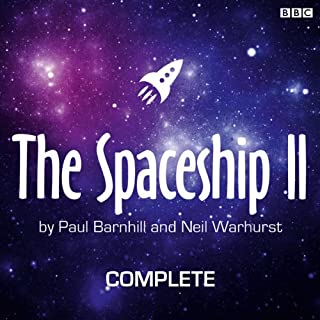 The Spaceship II cover art
