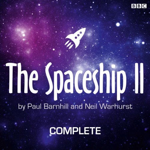 The Spaceship II audiobook cover art