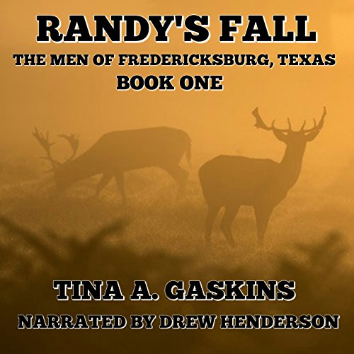 Randy's Fall audiobook cover art