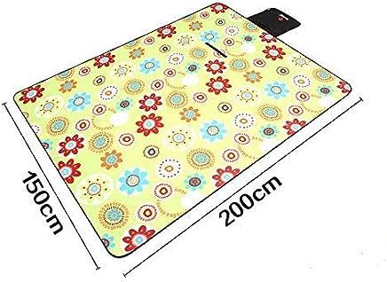 Home Carpet Feuchtigkeitspad Picknick Ausflüge Zelte Matte Outdoor Rasen Rasen Rasen Matte Strand Matte Camping Matte B07MFY26GV | Genial  a37b3b