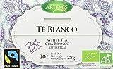 Artemisbio Te Blanco Fair Trade Eco Bolsitas 20 Filtros 400 g