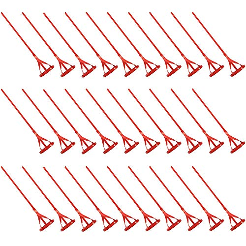 30 Stück Rondenrührer 85 x 420 mm Rührer Quirl Rührkorb Rührstab Farbmixer Mischer Rührstab