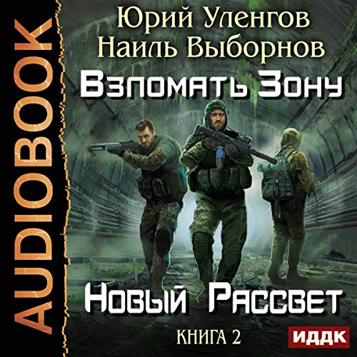 Hack into the Zone II. New Sunrise (Russian Edition) audiobook cover art
