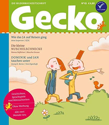 Gecko Kinderzeitschrift Band 65: Die Bilderbuchzeitschrift