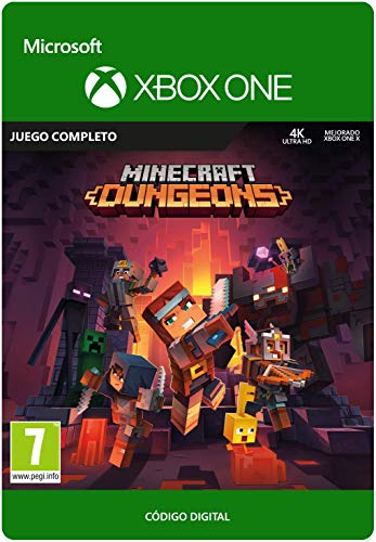 Minecraft Dungeons Standard | Xbox One - Código de descarga