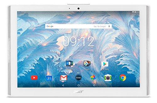 Acer iconia one 10, Tablet Wi Fi, 10.1 pulgadas 16 GB ROM, 2gb RAM, Android 7, color Blanco