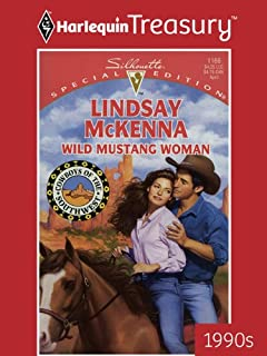 WILD MUSTANG WOMAN (Cowboys of the Southwest Book 1166)