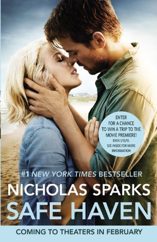 By Nicholas Sparks Safe Haven (Rep Mti)