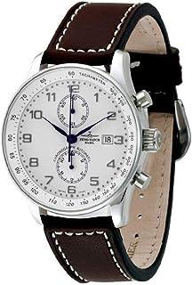 Zeno - Watch Reloj Mujer - X-Large Retro Cronógrafo Bicompax - P557BVD-e2