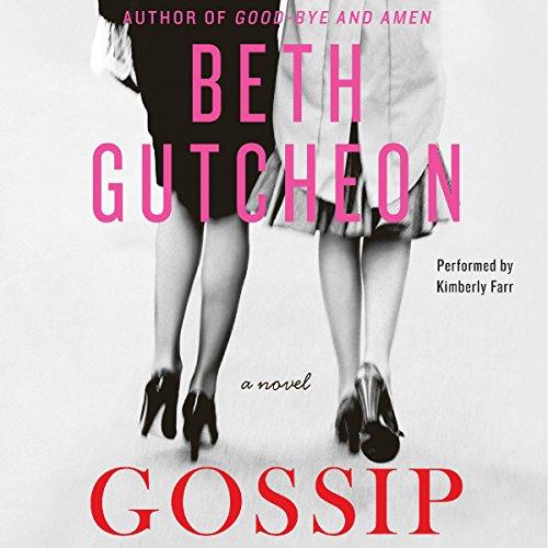Gossip audiobook cover art