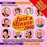 By Ian Messiter Just A Minute: The Best Of 2008 (BBC Audio) [Audio CD]