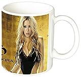 MasTazas Shakira C Tasse Mug