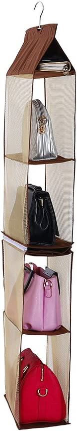 Barbariol OFFicial shop Detachable New item 6 Compartment Pouch Hanging Handb Organizer