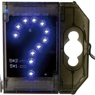 Lunartec Caractère spécial Lumineux à LED - ? Bleu