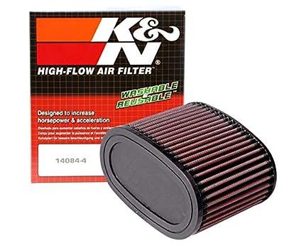 K&N Engine Air Filter: High Performance, Premium, Powersport Air Filter: 1987-2007 HONDA (VT1100C Shadow Spirit, Sabre, VT1100C3, VT1100C2, VT1100T, VT1100C2, VT1100D2, Aero, ACE Tour, ACE) HA-1187