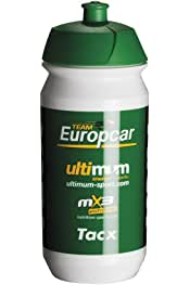 Tacx Europcar 500/cc botella de agua 2015