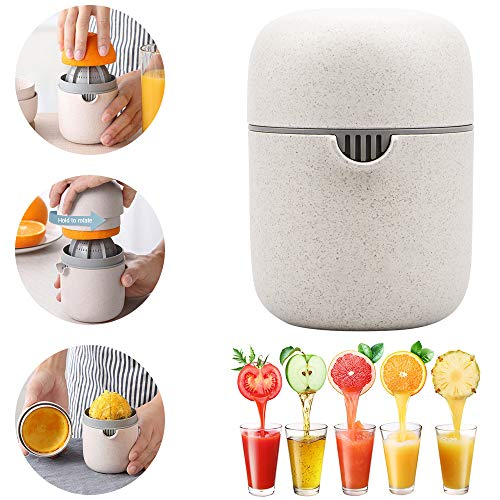 Manual Juicer Citrus Lemon Orange Hand Squeezer Hand Juicer Citrus Squeezer...