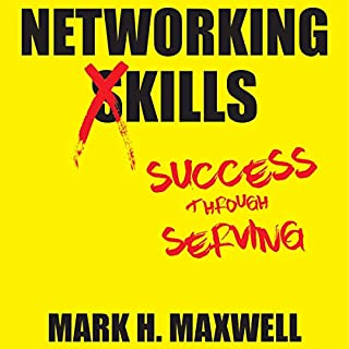 Page de couverture de Networking Kills: Success Through Serving