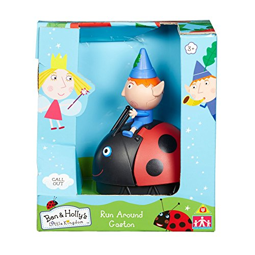 Ben & Holly's Little Kingdom Gastone Premi e Vai Motorizzato